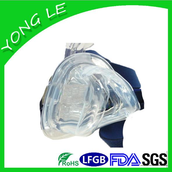 硅胶面罩垫