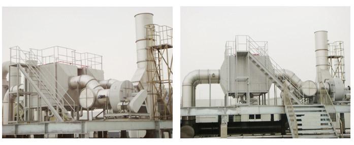 活性炭吸附塔生产厂家-台盛环保_专业的吸附塔提供商