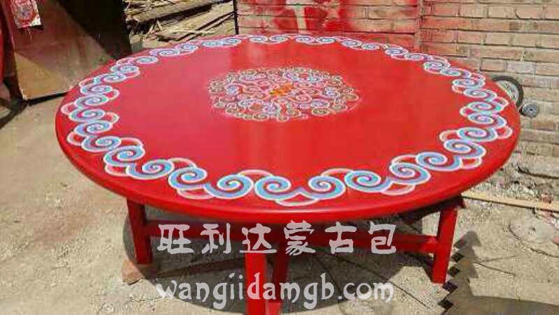 好看的蒙古家具 口碑好的蒙古包家具哪里有供应