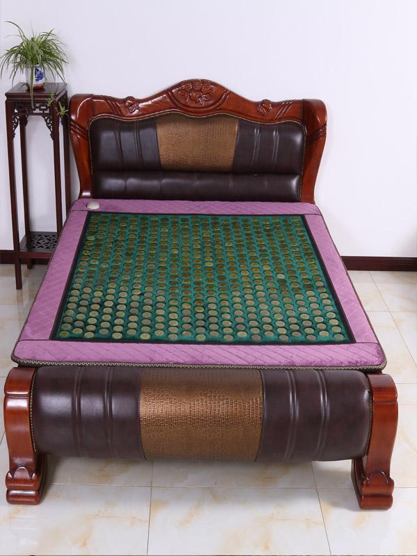 玉石床垫哪家好,岫岩福气床垫款式多