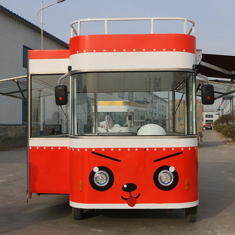 吉林多功能四轮餐车厂家-欧准新能源提供好用的多功能四轮餐车