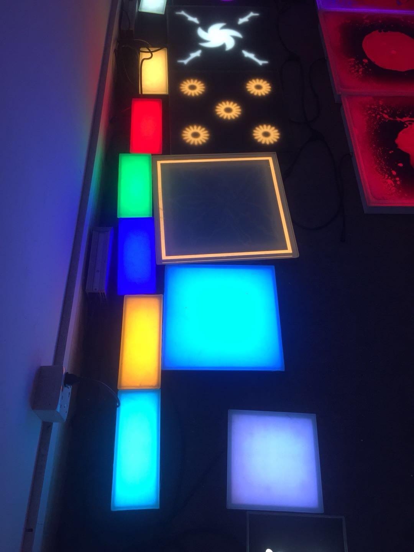 户外防水高品质LED地砖灯