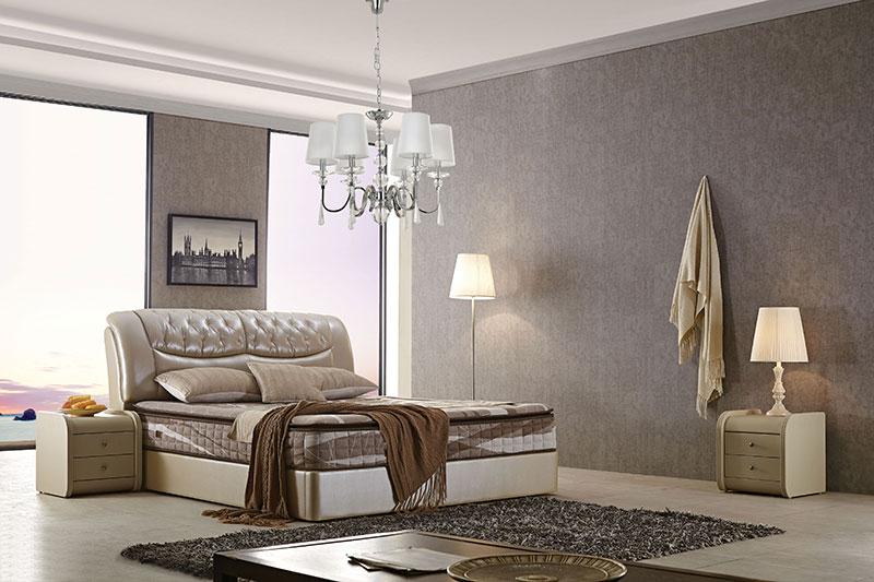 北欧时尚软床_在哪能买到实惠的时尚休闲软床