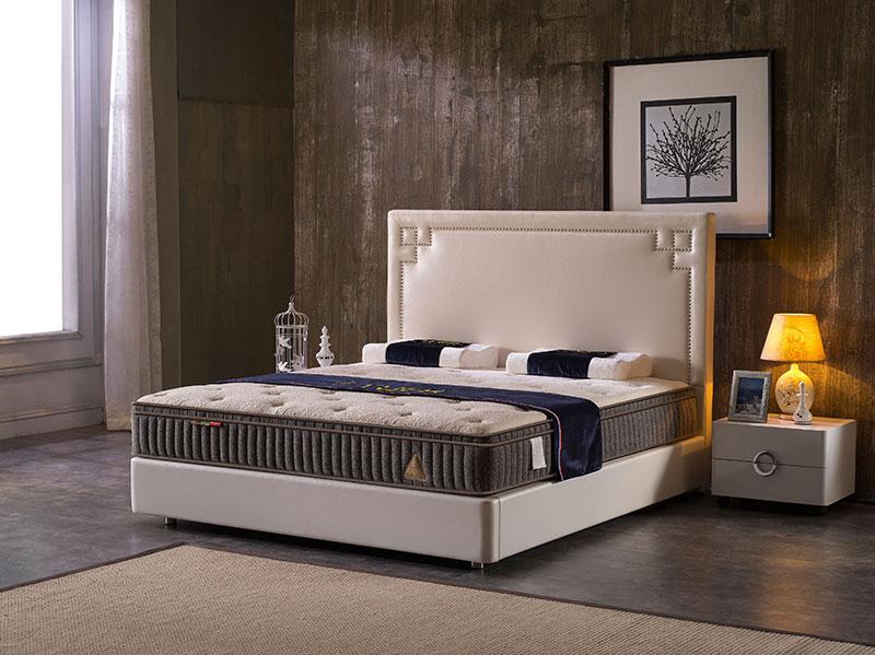 歐美時尚豪華軟床-佛山價位合理的時尚休閑軟床供應
