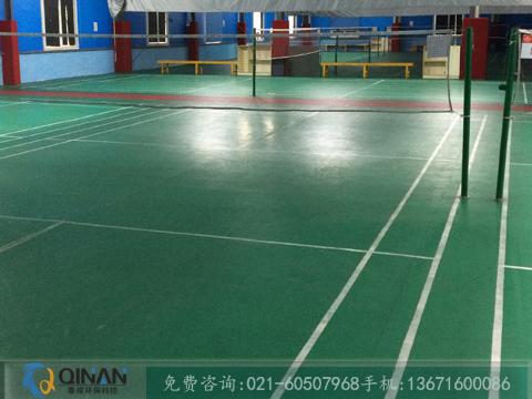 哪里能买到报价合理的塑胶地板,室外羽毛球场施工