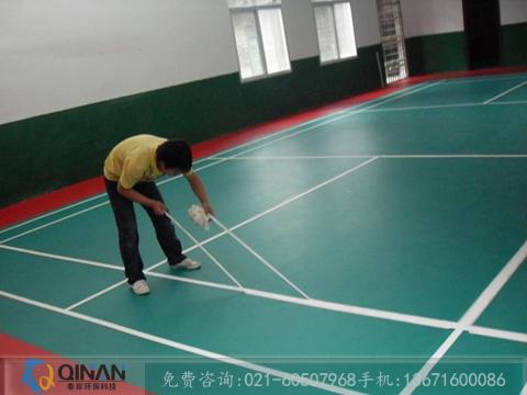 体育场馆运动地胶_上海市热卖塑胶地板推荐