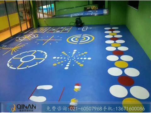 大量供应品质有保障塑胶地板 Pvc橡胶网球场