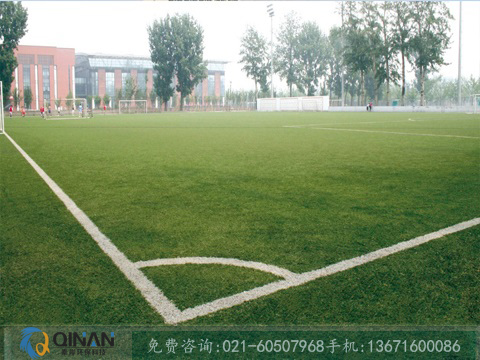 建设足球场_什么样的人造草坪足球场耐用