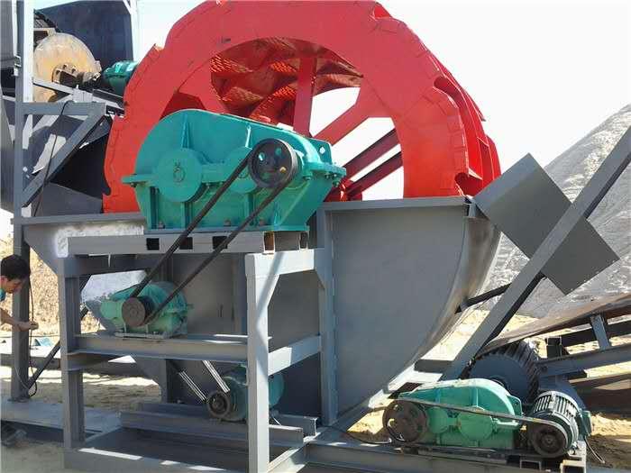 轮式洗砂机供应厂家——哪里能买到好用的水洗轮