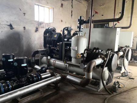 制药行业低温螺杆雷火电竞平台登录组,制药用螺杆冷冻机