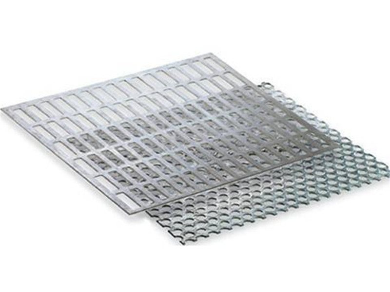 鋼板沖孔網