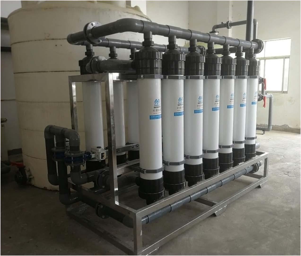 中水回用设备|工业用大型超滤设备|优等的品质东莞市水视界