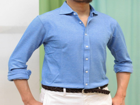 西安短袖衬衫订做-流行时尚的衬衫推荐