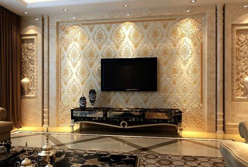 电视背景墙壁纸供货厂家-鹤壁哪里买品质良好的电视背景墙壁纸