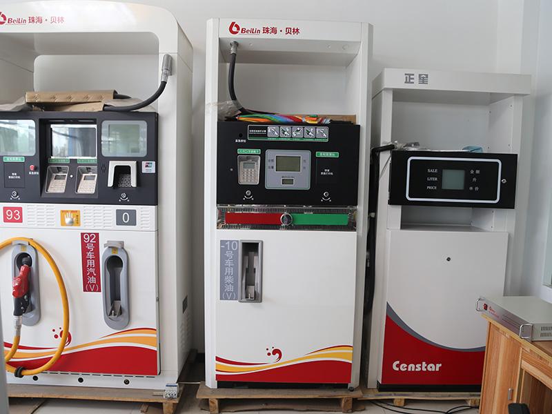 萊蕪加油機廠家-供應臨沂物超所值的加油站