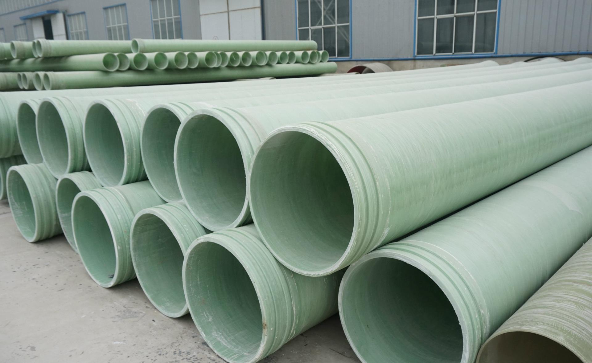 江苏玻璃钢电缆保护管价格 上海玻璃钢顶管厂家