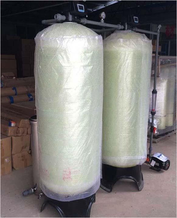 水视界环保专业地下水原水处理过滤设备——除铁锰过滤器厂家