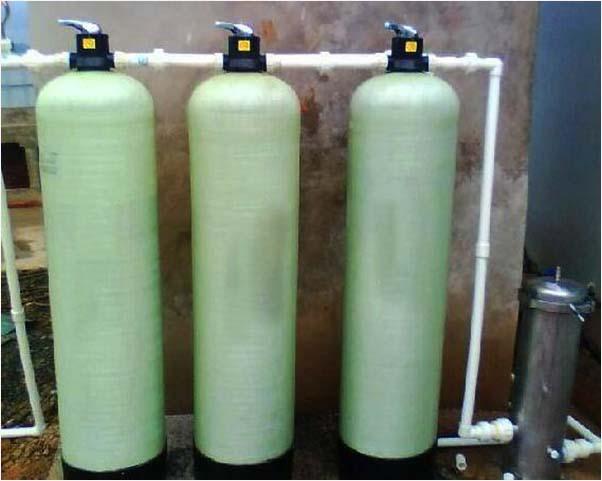 農村自制水過濾器|優質水過濾設備生產廠家|除鐵錳過濾設備