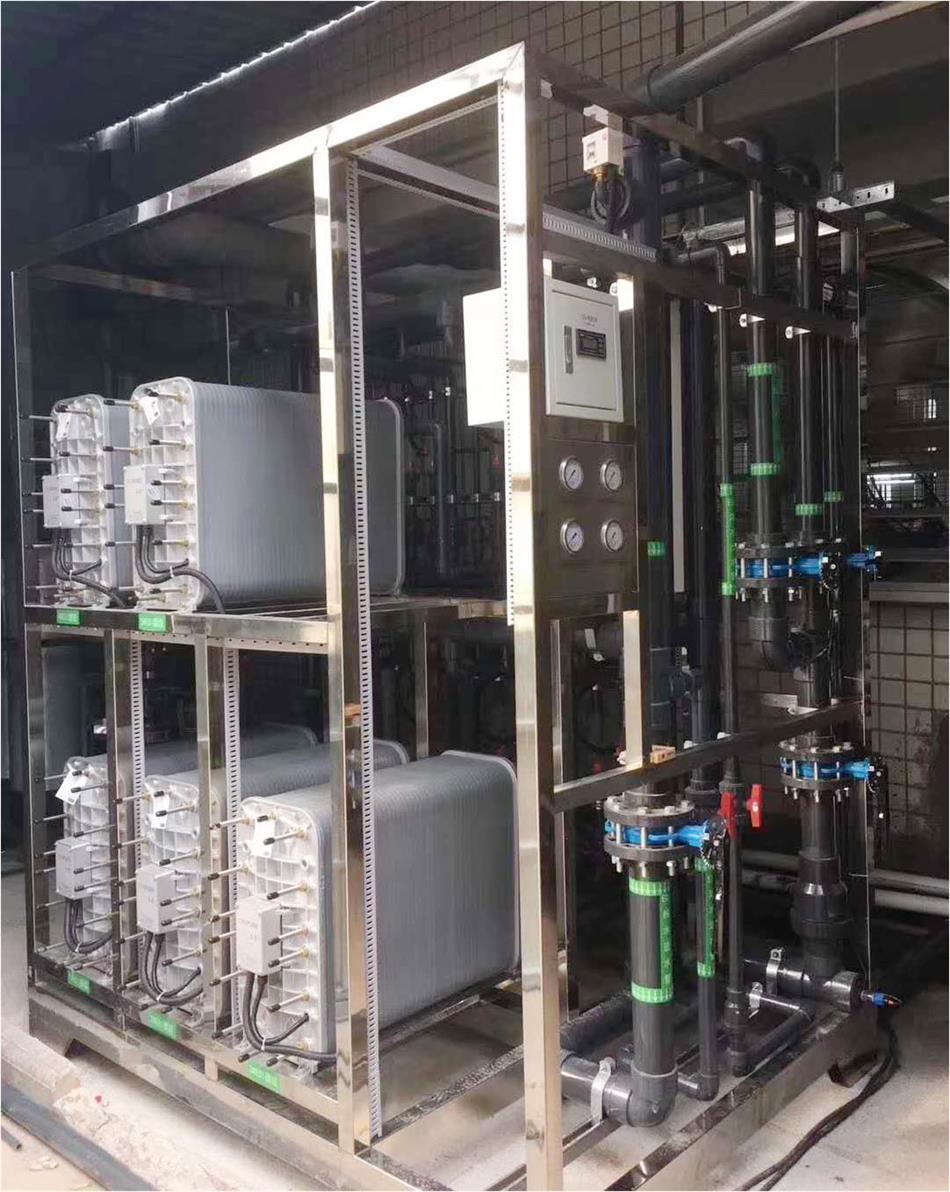 EDI超纯水设备|车用尿素设备|纯水设备|优选水视界水处理