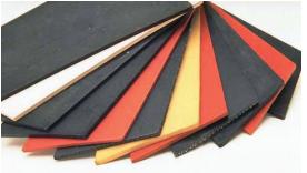 防腐橡胶板材