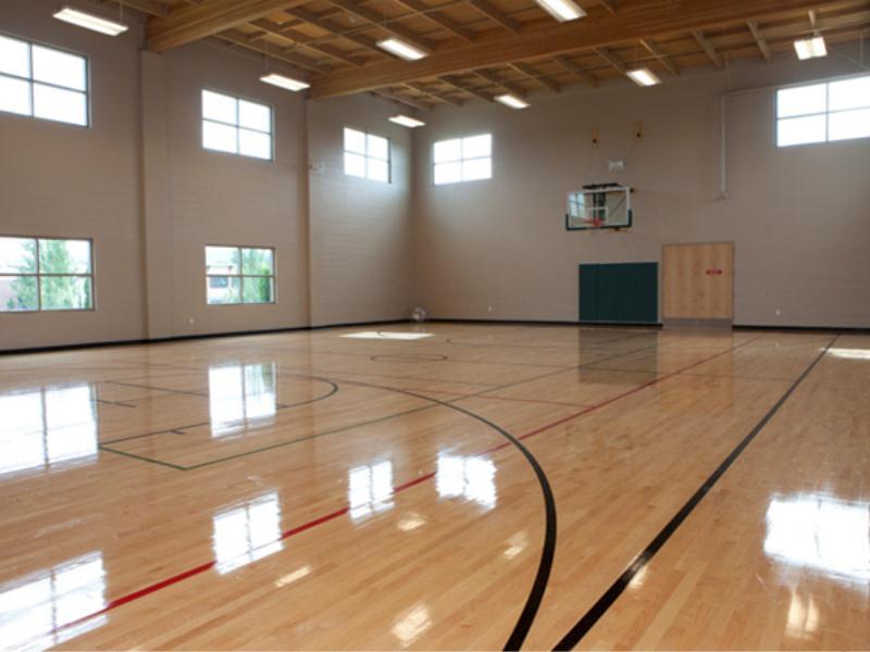 运动木地板施工_泉州品牌运动木地板供应商