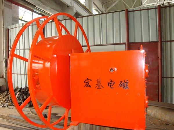 岳陽宏基專業供應岳陽電纜卷筒,磁滯電纜卷筒公司