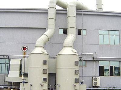 选购质量可靠的喷淋塔就选讯达环保 车间脱硫除尘哪家好