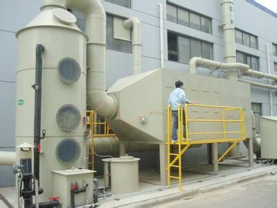 訊達環保供應高質量的噴淋塔-車間環保除塵設備定做