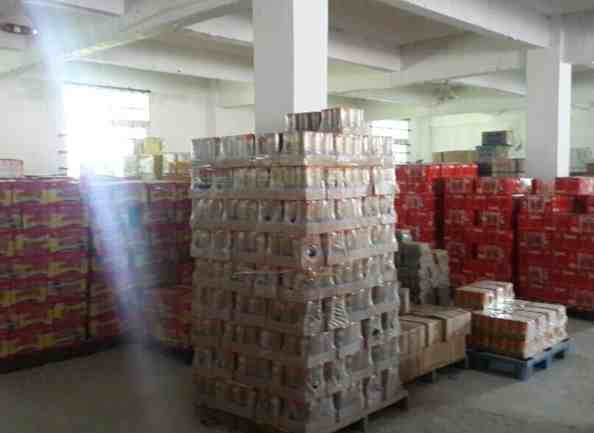 广东可信赖的粮油仓库服务公司|一级的粮油仓库