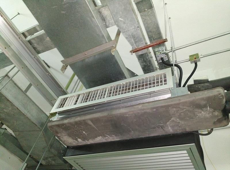 广州专业的卧式暗装明装风机盘管推荐,风机盘管低价出售