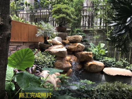 重庆私家庭院设计装修_***私家花园设计