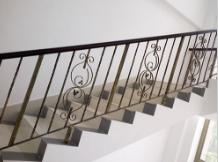 铁艺楼梯扶手-高性价扶手尽在澧县金龙铝艺