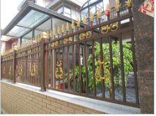 常德鋅鋼護欄-大量出售湖南新款鋅鋼護欄