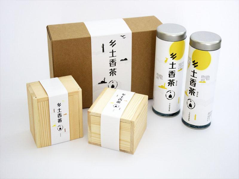 茶叶包装盒-批量设计生产茶叶包装盒