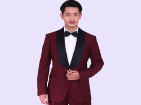 洛阳西装时尚搭配_耐穿的西服哪里买