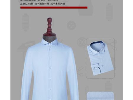 河南專業的襯衫供應商——新穎的男女士襯衣