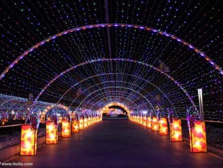 LED灯光隧道价格-想买超值的LED灯光隧道就来辽宁嘉上灯具