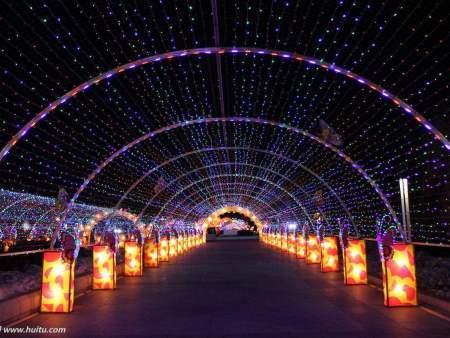 沈阳LED灯光隧道的寿命相关小知识,了解一下