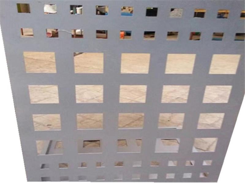家居装饰方孔冲孔网