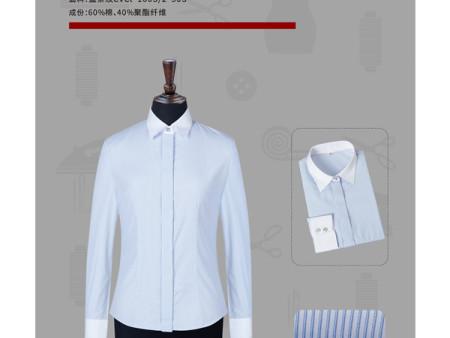 要买前卫的衬衫上哪 女士衬衣工厂