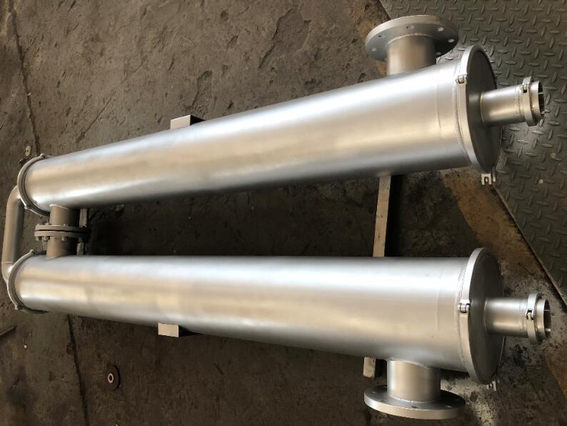 黄冈管壳式换热器型号 优质管壳式换热器就在利宝德工业设备