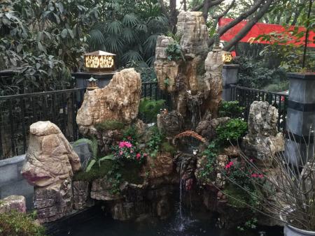 巴南现代别墅花园设计-久意园林_重庆私家花园设计专业靠谱