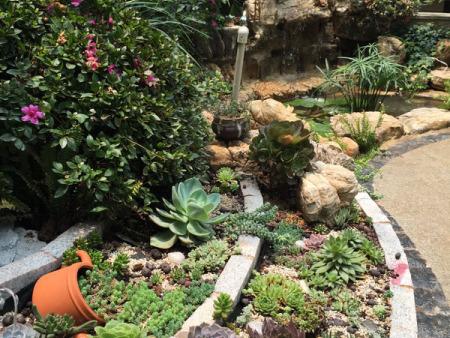 优质的重庆私家花园设计当属久意园林-渝中欧式别墅花园设计公司