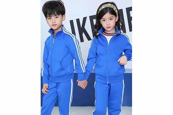 西宁款式新颖的校服批发出售_青海服装哪家好