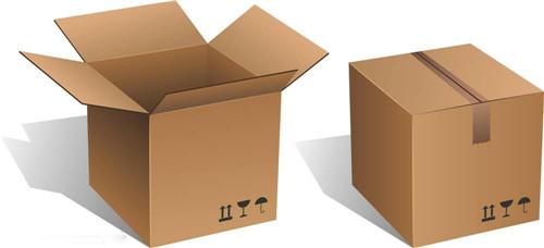 个性包装纸箱订做 山东包装制品厂