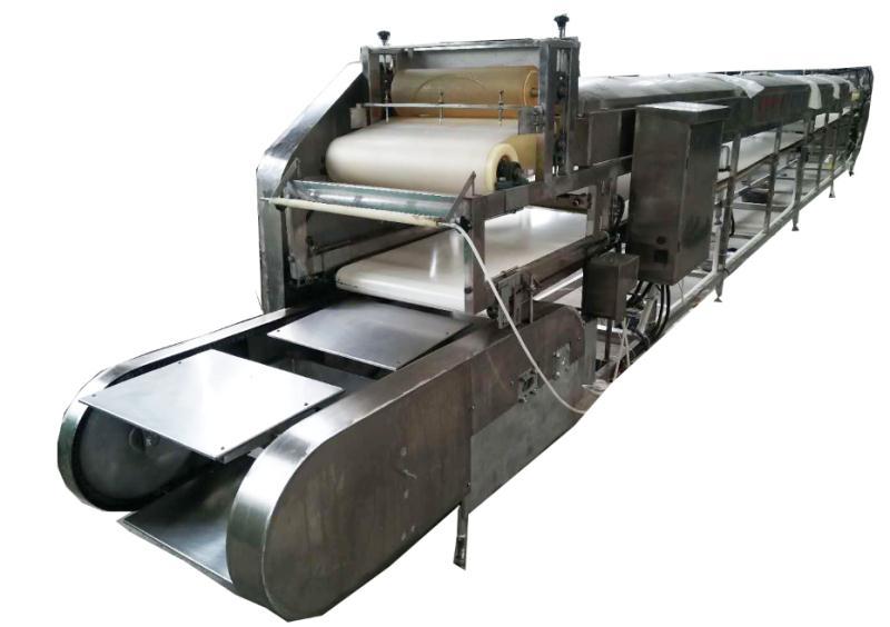 新密机械接皮凉皮机|河南高质量的机械接皮凉皮机供应