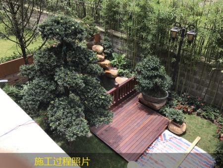 重庆别墅庭院花园设计_庭院花园设计哪家好