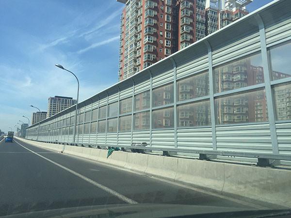 高架桥隔音屏桥梁声屏障隔音屏障厂家