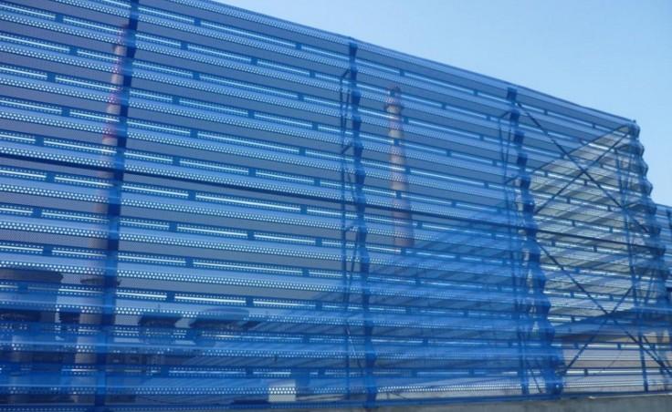 广吉专注玻璃钢防风抑尘网优质厂家-价格透明-规格齐全