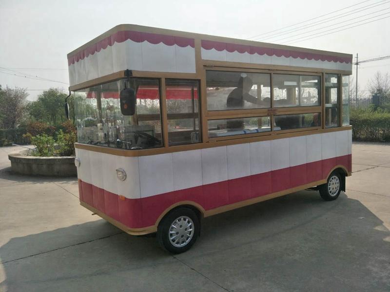 南阳电动餐车多少钱-焦作好用的小吃车批售